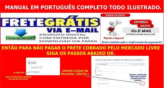 Manual Em Português Do Stereo Tape Deck Akai 4000ds