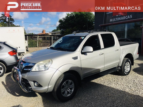 Foton Tunland Full 2.4 2015 Impecable!