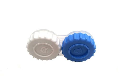 Imagen 1 de 2 de Lentes De Contacto - Estuches Plásticos