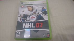 Nhl 07 - Xbox360 - Original