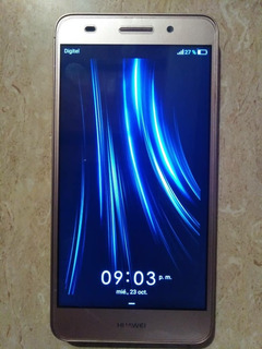 Teléfono Android Huawei Y6 Ii Liberado Dual Sim Dorado