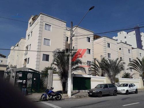 Imagem 1 de 28 de Oportunidade Única Apartamento Com 2 Dormitórios Com Suíte À Venda, 53 M² Por R$ 169.000 - Jardim Santa Clara - Taubaté/sp - Ap0531