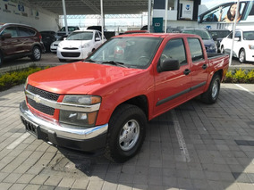 Chevrolet Colorado Mod. 2008 L4 5vel Aa Doble Cabina 4x2 At