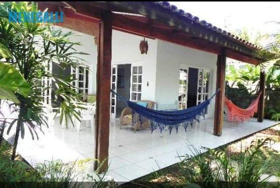 Casa De Praia - Barra Do Una - São Sebastião/sp - Ca0543