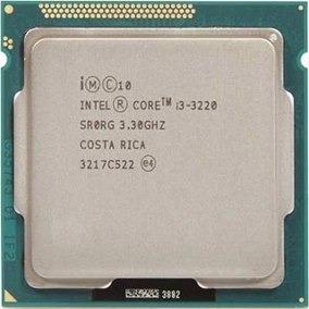 Lote 05 Proc. Intel Core I3 3220 3.40 Ghz Lga 1155