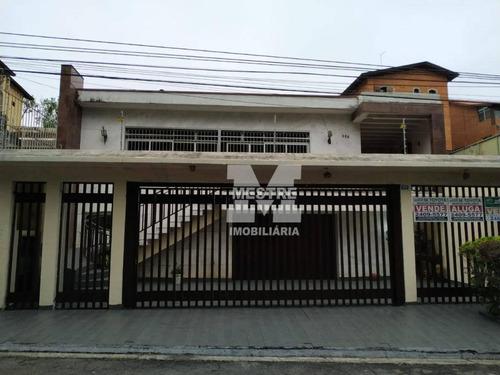 Casa Com 3 Dormitórios À Venda, 280 M² Por R$ 1.200.000,02 - Jardim Maia - Guarulhos/sp - Ca0419