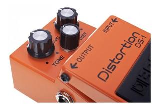 Boss Ds1 Pedal De Distorsion - Cuotas