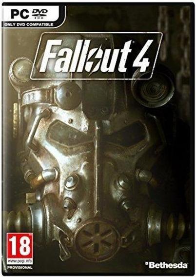 Fallout 4 Steam Key Original Online Mmorpg Digital Multijogador Bethesda