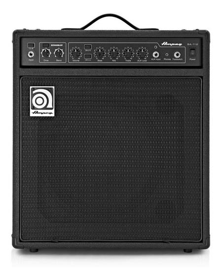 Amplificador Bajo Ampeg Ba112 V2 De 75 W Overdrive Cuotas