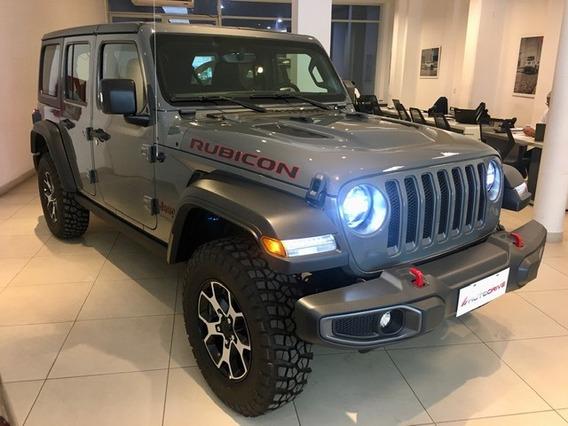 Jeep Wrangler Rubicon Autodrive