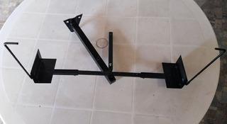 Soporte Tv Súper Reforzado Extensible Hasta 65cm