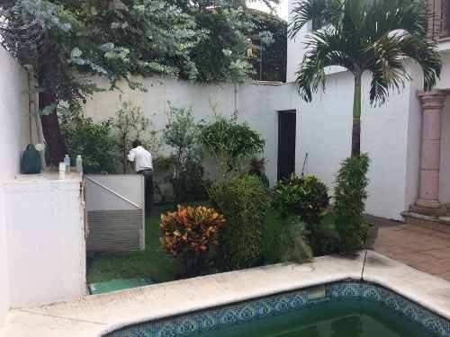 Hermosa Casa Sola En Cuernavaca