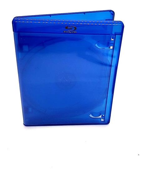 50 Box Bluray Rimo Azul Logo Bluray ( Tenho Transp.)