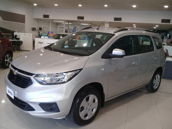 Chevrolet Spin 1.8 Lt 5 Asientos 105cv Mc