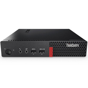 Desktop Lenovo M720q Tiny Intel Core I3-8100t 4gb 500gb Hd