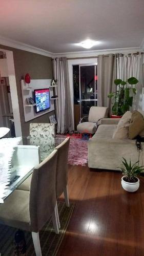 Apartamento Á Venda No Guimarães Rosa Em Osasco - Ap0559