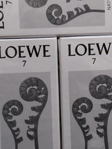 Imagen 1 de 2 de Loewe 7 Caballero 150 Ml Edt Nuevo Empaque Envio Gratis Msi
