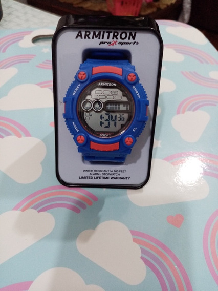 Reloj Armitron Prosport 330ft Para Caballero