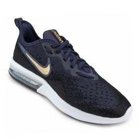 Tênis Nike Air Max Sequent 4 Feminino Original C/ N Fiscal