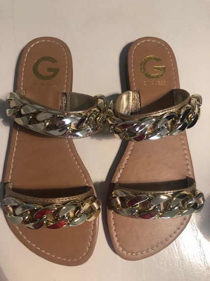 Sandalias G By Guess Talle 6 (americano)