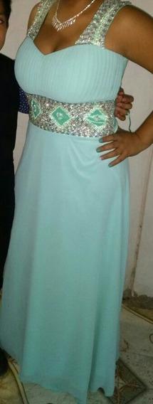 Vestido De Gala.
