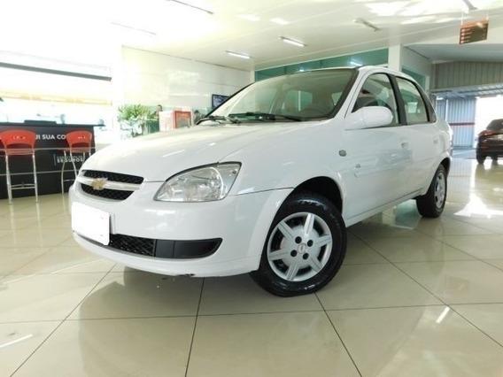 Chevrolet Classic Ls 1.0 Branco Vhce 8v Flex 4p Manual 2011