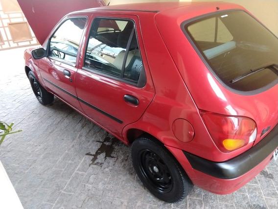 Ford Fiesta Street - 5 Portas - Trio - Alarme