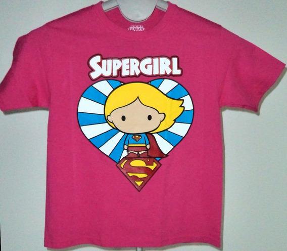 Playera Original Kids Supergirl