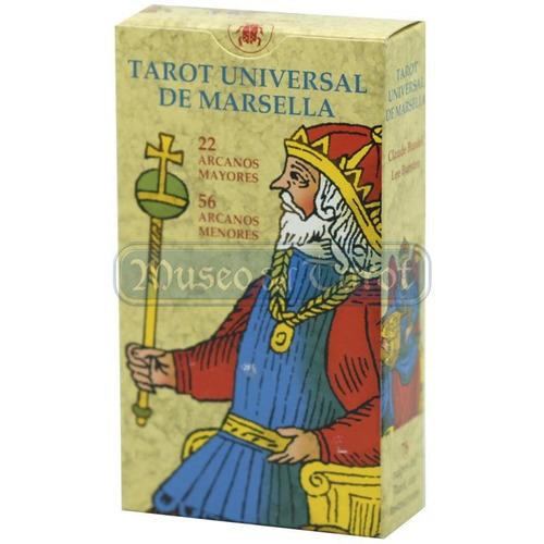 Tarot Universal De Marsella (manual + Cartas), Lo Scarabeo