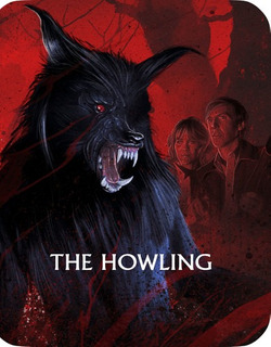The Howling (steelbook) Blu-ray Us Import