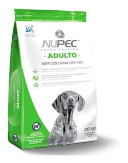 Alimento Croquetas Perro Adulto Nupec Super Premium 20 Kg