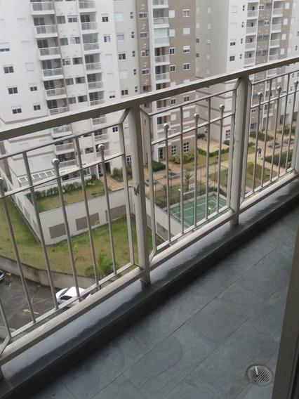 Apartamento Para Alugar No Bairro Parque Taboão Em Taboão - 1702-2