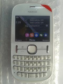 Celular Nokia Asha 200 Desbloqueado Frete Gratis