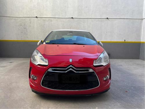 Imagen 1 de 8 de Citroën Ds3 2014 1.6 Thp 156 Sport Chic Nav