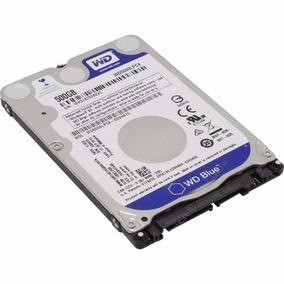 Hd 500gb Sata Notebook Wester Digital Slim Blue Barato