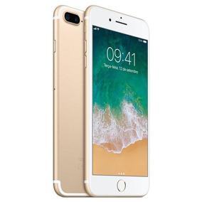 iPhone 7 Plus Apple Dourado 32 Gb, Desbloqueado - Mnqp2bz/a