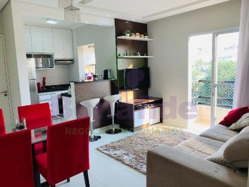 Imagem 1 de 13 de Apartamento, Venda, Vivarte Colônia, Jundiaí - Ap11914 - 68775822
