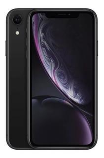 iPhone Xr Negro 64gb Nuevo Sellado