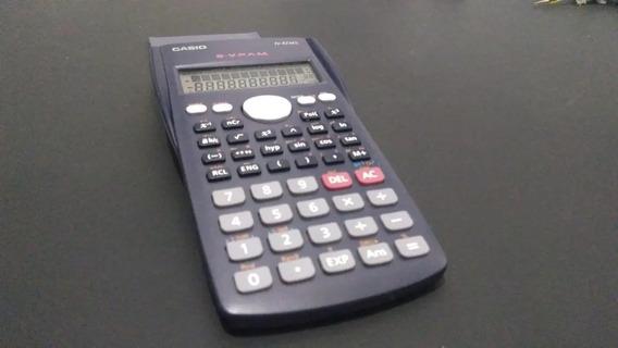 Calculadora Cientifica Casio Fx-82ms Original Usada