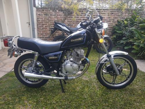 Imagen 1 de 12 de Suzuki Gn 125