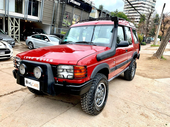 Land Rover Discovery 3.9 V8 1999