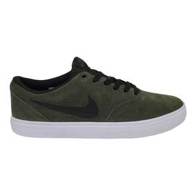 Tênis Nike Sb Check Solar Verde 843895-300