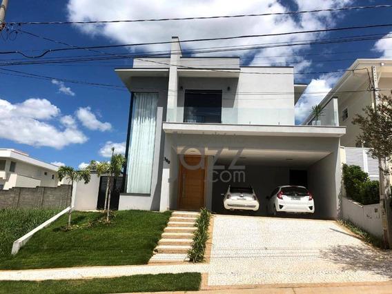 Casa Com 3 Dormitórios À Venda, 285 M² Por R$ 1.383.000 - Swiss Park - Campinas/sp - Ca7261