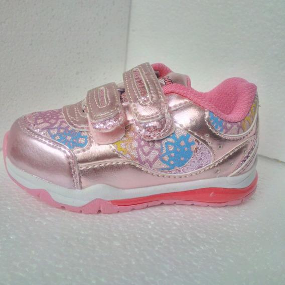 Zapatos De Niña Deportivo Meru Talla 22
