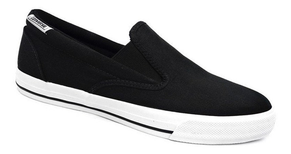 Tenis Iate Converse Skidgrip - All Star (08) - Preto/branco/