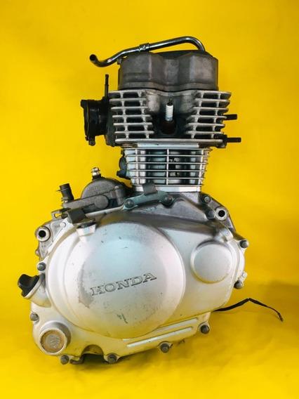 Motor Completo Titan 150 Es 2007