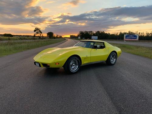 Imagen 1 de 15 de Chevrolet Corvette C3