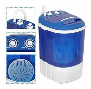 Zeny Mini Lavadora Portatil De Capacidad De 504 Lbs Pequeña