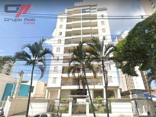 Apartamento Com 3 Dormitórios Para Alugar, 107 M² Por R$ 1.200,00/mês - Jardim Das Nações - Taubaté/sp - Ap0345