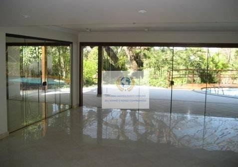 Casa Com 4 Dormitórios, 554 M² - Venda Por R$ 2.900.000,00 Ou Aluguel Por R$ 11.000,00/mês - Vila Hollândia - Campinas/sp - Ca0332